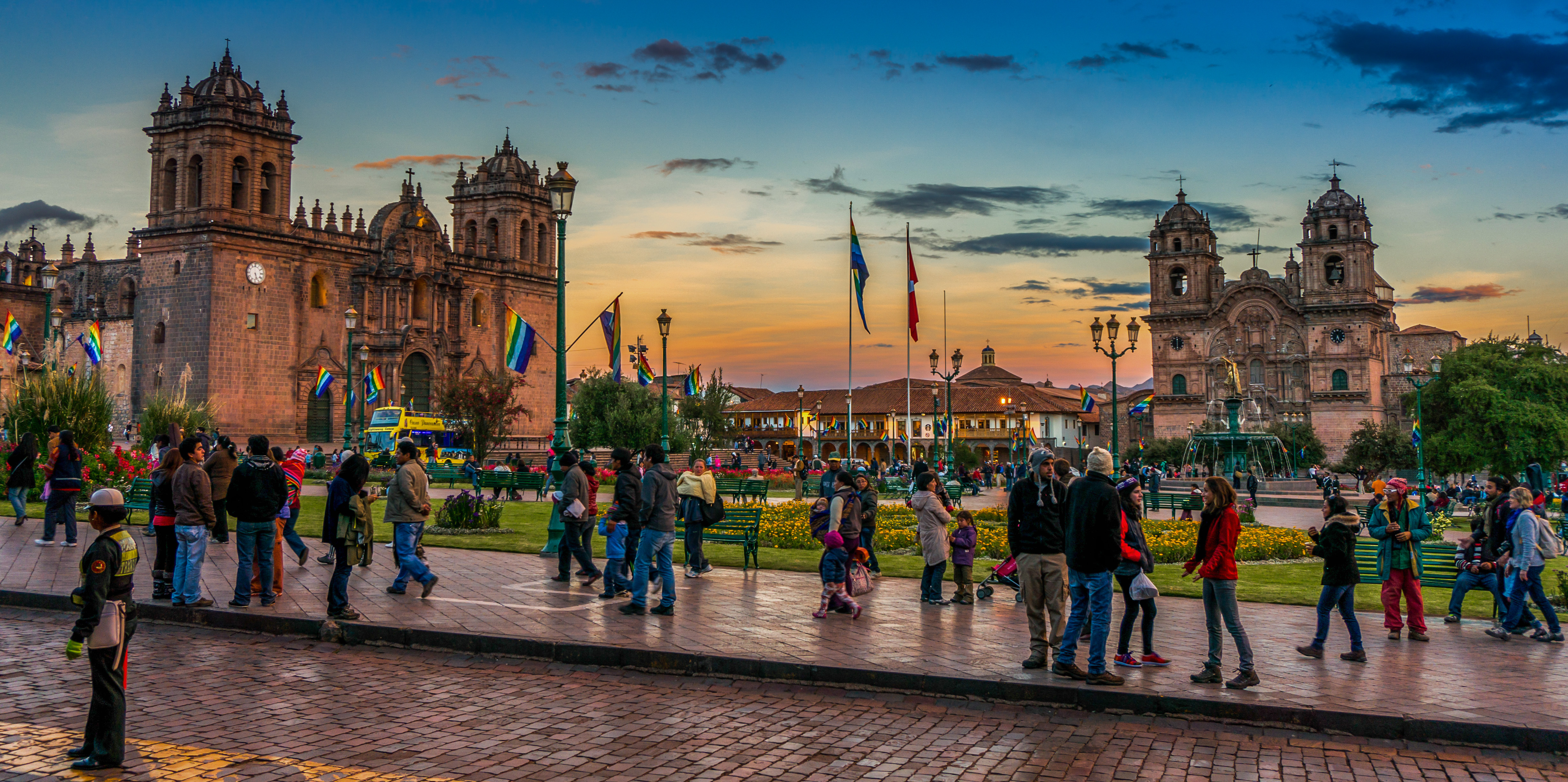Packages and economic trips in Peru